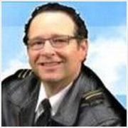 Pilot D.J. Frost