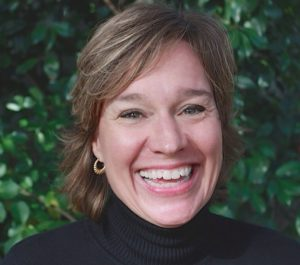 "Martha Carucci, author of ""Sobrietease"""