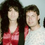 Bruce Kulik of KISS and Burke Allen