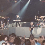 Burke Allen sings with REO Speedwagon - 1989