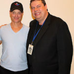 Actor Gary Sinise and Burke Allen
