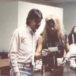 Bret Michaels and Burke Allen