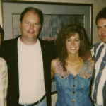 Christopher Cross and Burke Allen