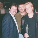 Daryl Hall of Hall and Oates and Burke Allen - NYE in Vegas 1998