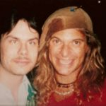 Wild night with David Lee Roth and Burke Allen - 1988