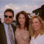 Jamie Lunar from Melrose Place and The Profiler with Burke Allen