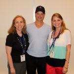 Actor Gary Sinise and Jessica Lloyd
