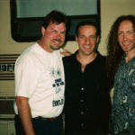 Jim Brickman, Tracy Silverman and Burke Allen