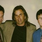 Journey's Jonathan Cain, WVU broadcaster Travis Jones and Burke Allen