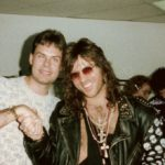 Kip Winger and Burke Allen