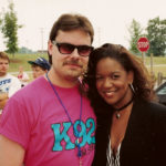 Lisa Fischer and Burke Allen - 1993