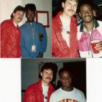 Living Color and Burke Allen