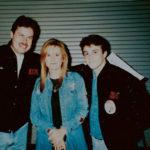 Melissa Etheridge and Burke Allen