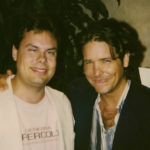 Michael Damian and Burke Allen