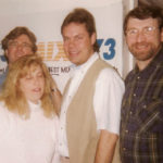 Norm and Steve from This Old House and Burke Allen- 1995