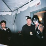 KISS Peter Criss and Burke Allen