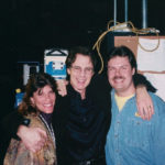 Rick Springfield and Burke Allen - 1999