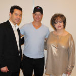 Actor Gary Sinise and Rod Hendrix