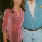 Shania Twain and Burke Allen