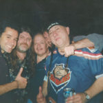 Dave Hlubek and Jimmy Farrar from Molly Hatchet, Jackson Spires from Blackfoot and Burke Allen