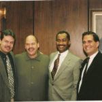 Tom Joyner and Burke Allen
