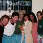 Van Halen and Burke Allen - 1999