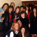 Tora Tora with Burke Allen's staff